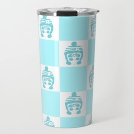 Panda Chess Version 2 Travel Mug