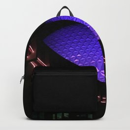 The Golfball at Night Backpack