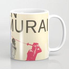 Die Sieben Samurai Coffee Mug