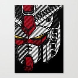 095 Gundam Full Canvas Print