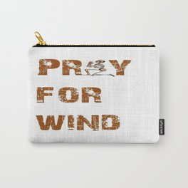 Kitesurfers Pray for Wind Carry-All Pouch