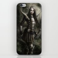elf iPhone & iPod Skins featuring Elf by Gyossaith