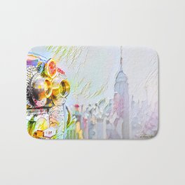 New York Colore Bath Mat