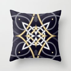 Ostara Tarot III Throw Pillow
