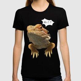 Impressive lovely lizard! T-shirt