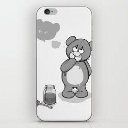 Critter Alliance - Teddy Day Trip iPhone Skin