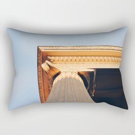Neoclassical x Modernism Rectangular Pillow