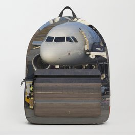Wizz Air Jet And Fire Brigade Backpack
