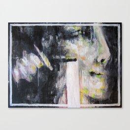 Suchet Canvas Print
