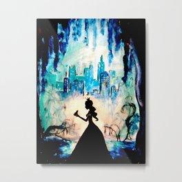 Enchanted love Metal Print