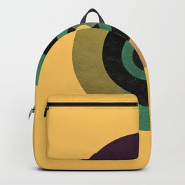 Circle Fibonacci.2 Backpack