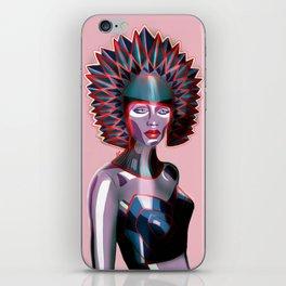 The Goddess: Oya iPhone Skin