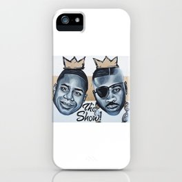Kings of New York iPhone Case
