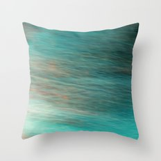 Fantasy Ocean °1 Throw Pillow
