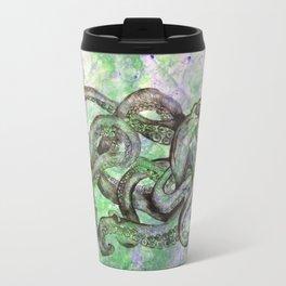 octopus bubbles Travel Mug
