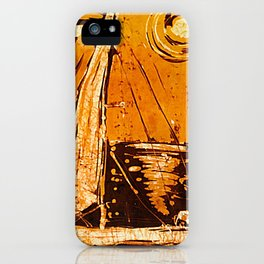 Sydney to Hobart Race, Sydney         by Kay Lipton iPhone Case