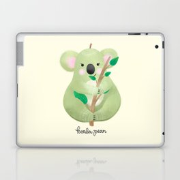 Koala Pear Laptop & iPad Skin