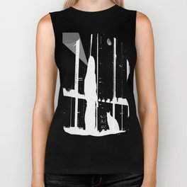 Midnight Call Biker Tank