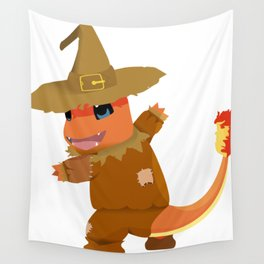 Scarecrow #04 Wall Tapestry