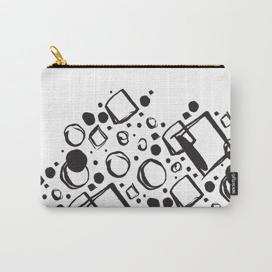 ABSTRACT 011 Carry-All Pouch