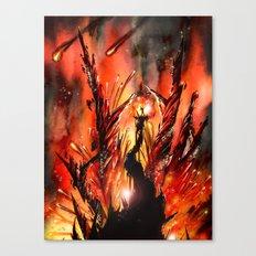 The Rise of Lugbúrz Canvas Print