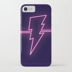 Rad Pink Neon Lightning Slim Case iPhone 7