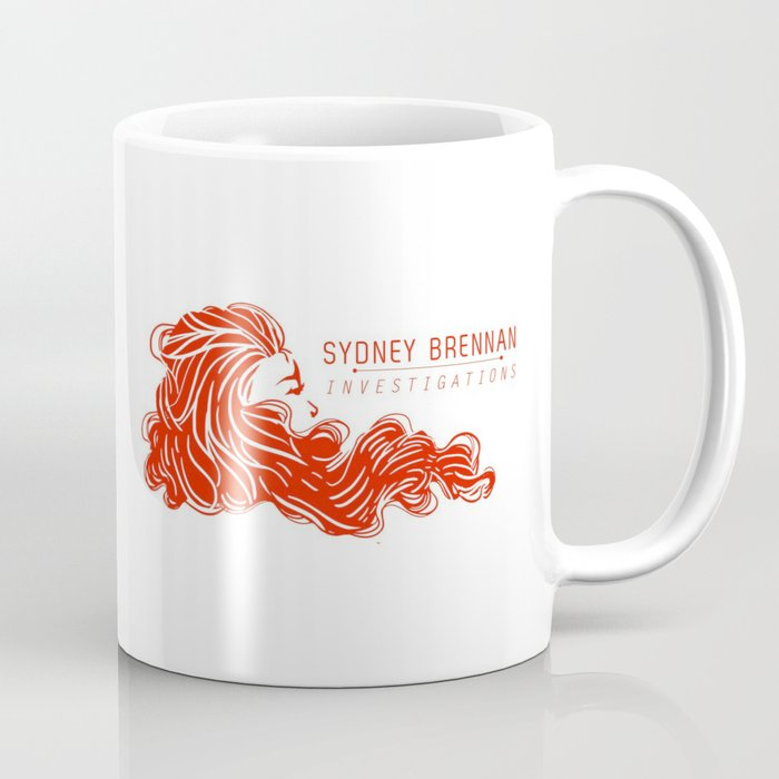 Sydney Brennan Guns Coffee Mug
