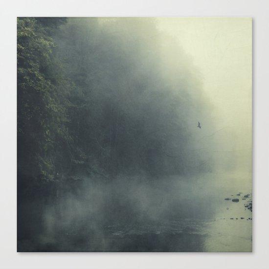 gHost breAth Canvas Print