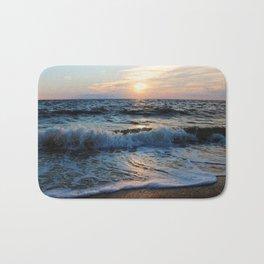 Waves Crashing Bath Mat
