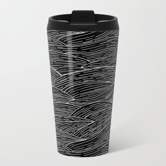 The Dark Sea Metal Travel Mug