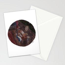 Musical Corner Stationery Cards