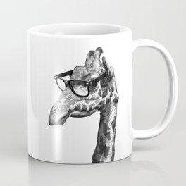 Short-Sighted Giraffe Coffee Mug
