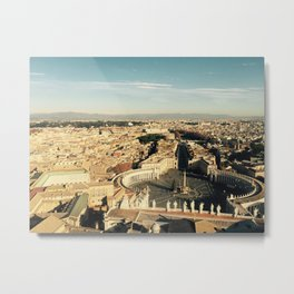Roma Metal Print