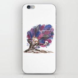 Lugubrious iPhone Skin