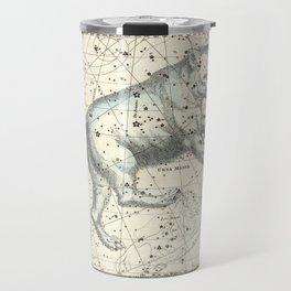 Celestial Atlas Plate 6 Alexander Jamieson, Ursa Major Big Dipper Travel Mug
