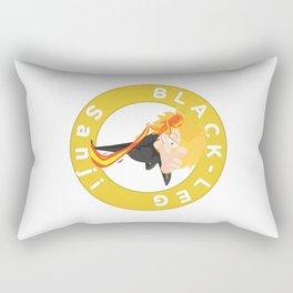 One Piece - Black-leg Sanji (My Syle) Rectangular Pillow