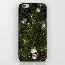 Oh Tannenbaum iPhone Skin