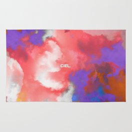 Ciel (Colorful clouds in the sky II) Rug
