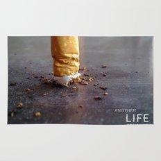 Smoking Kills Rug