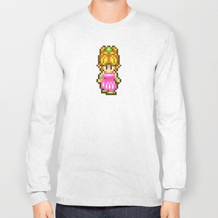 Secret of Mana Girl Long Sleeve T-shirt