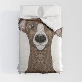Brown Iggy Comforters
