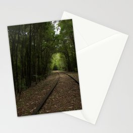 Tree Tunnels Stationery Cards