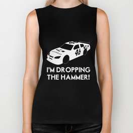 Im Dropping the Hammer Film inspired by Days of Thunder Tom Cruise Biker Tank