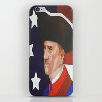 revolution iPhone & iPod Skins featuring Revolution by Trehan's Treasures