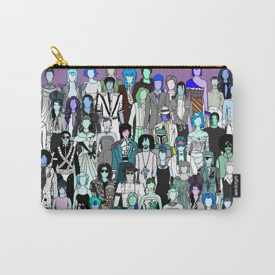 Tokyo Punks - Pop Zombies Carry-All Pouch