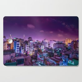 Oh Chi Minh City Cutting Board