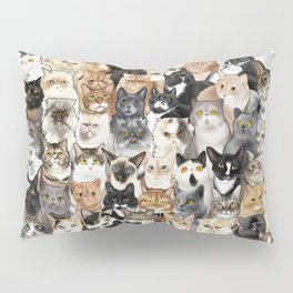 Catmina 2017 - THREE Pillow Sham