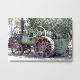 Lincoln - Euston Proctor Co Ltd 1 Sepia Metal Print