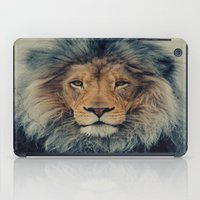 the lion king iPad Cases featuring Lion King by Urban Underdogs