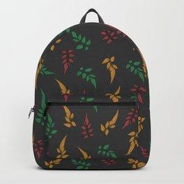 Autumn Leaves - Dark Backpack